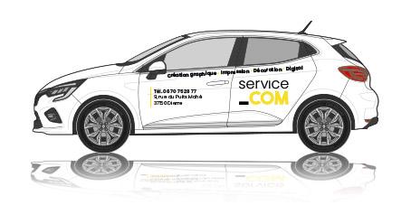 Notre gamme véhicule léger : covering standard
